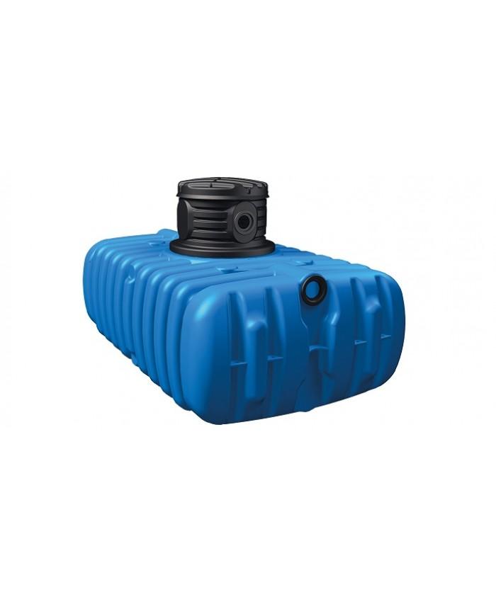 4 rain Abwasser-Silage Flachtank 1500 Liter - 5000 Liter
