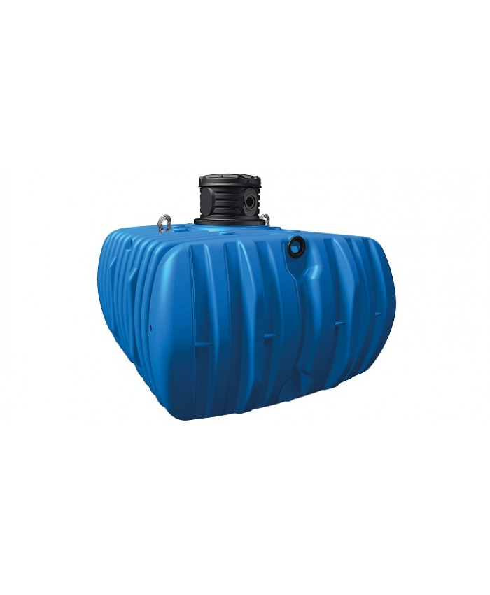 4 rain Regenwasser Flachtank 5000 Liter
