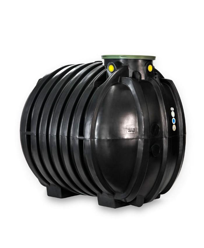 Abwassersammelgrube-Sickersaftbehälter 10000 Liter