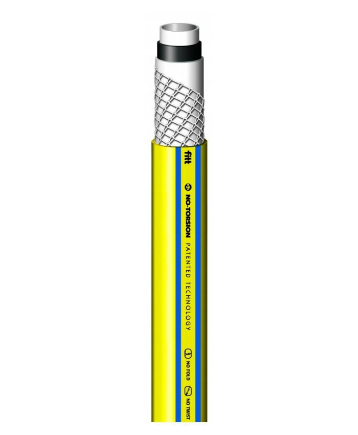 Professioneller PVC-Gartenschlauch mit NTS® Technologie 25 Meter 1 Zoll